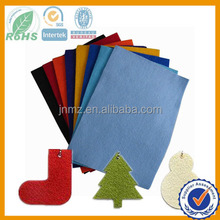Family Ideal Cleaning Absorbent Felt Cloth/ 2mm colored Polyester Felt Cloth