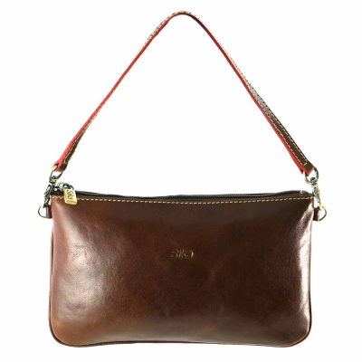 PU Leather mini ladies bag with shoulder strap crossbody bag