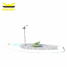 cheap plastic kayak SUP board with oedal system paddle board for good sale
