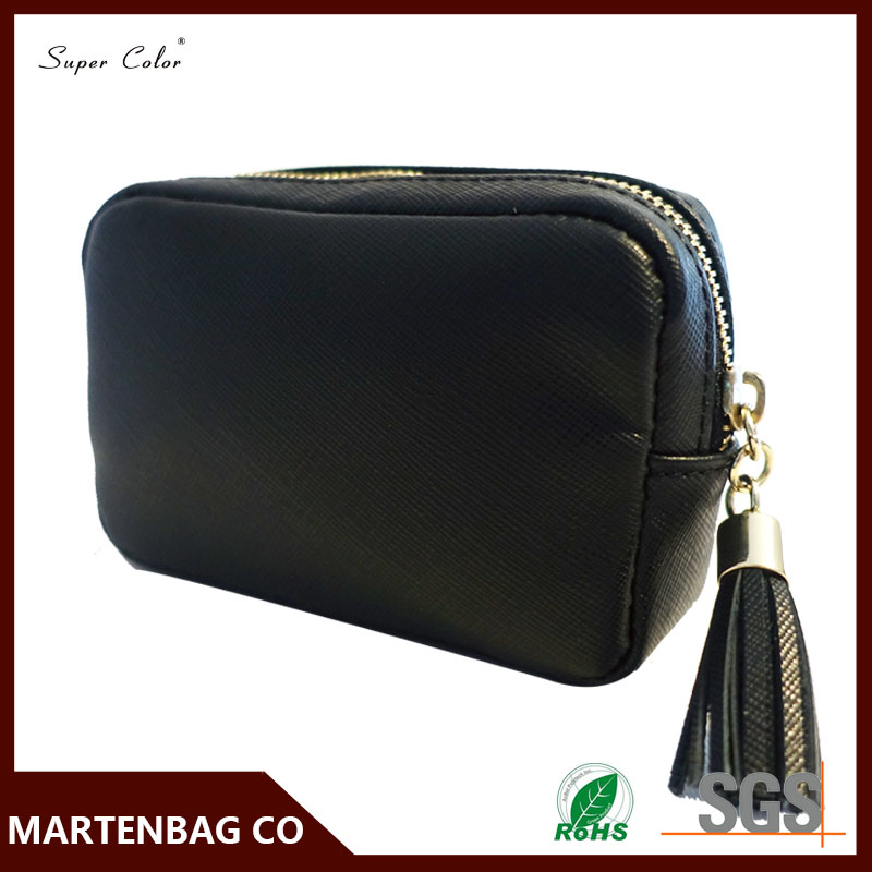 Real leather exchange cash purse