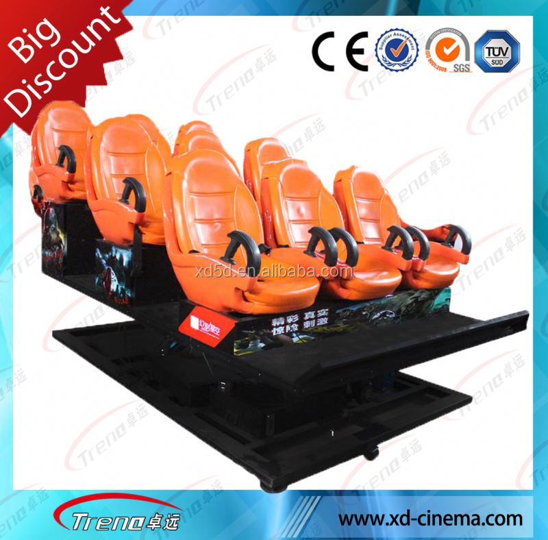 9D theater equitment manufacturer,9D cinema simulator remove 5d cinema 12 seats simulator 7d cinema