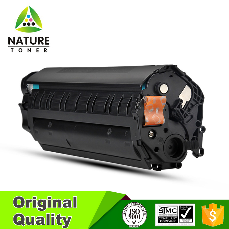 China Zhuhai factory supply original quality toner compatible q2612a 2612a 12a hp printer cartridges