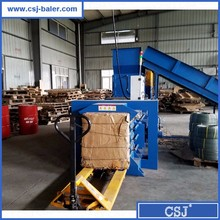 jewel hydraulic balers for paper waste