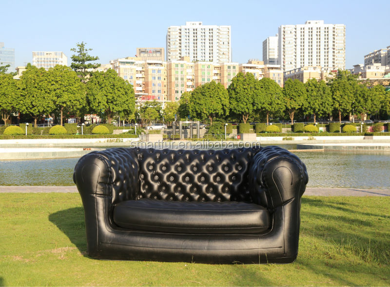 2015 Hot sell inflatable Chesterfield <strong>sofa</strong>