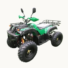 High Quality New Cars Adults Hunting Electric ATV 60v 2200w With Trailer Ball