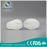 Free sample bulk cotton pad supplier medical eye patch