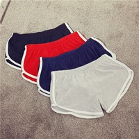 Breathable girls sexy shorts,custom bike shorts for sports,china factory shorts wholesale
