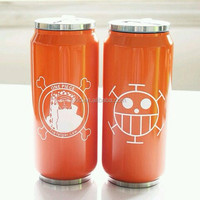 special shape stainless steel canteen drink bottle