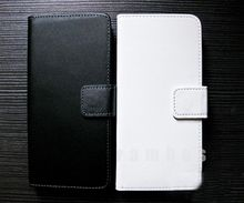 Premium Genuine Real Leather Book Style Wallet Stand Card Holder Cases for LG E960 for Google Nexus 4