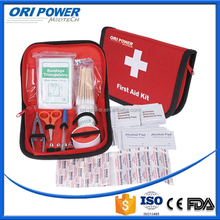 OP CE FDA ISO approved OEM wholesale health care medium emergency kit for car