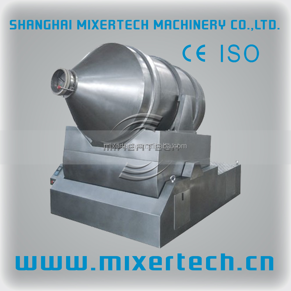 Cocoa powder homogeneous mixing two dimension mixing machine