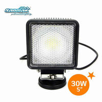 30W 2600lm Excavator LED Work Lamp Mining Light, led construction working light(SM6301)