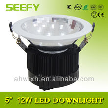 6inch LED downlight with CE&Rohs for project