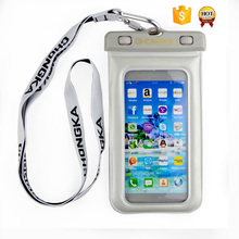 waterproof case for moto g/ promotional mobile phone pvc waterproof bag/waterproof case for galaxy