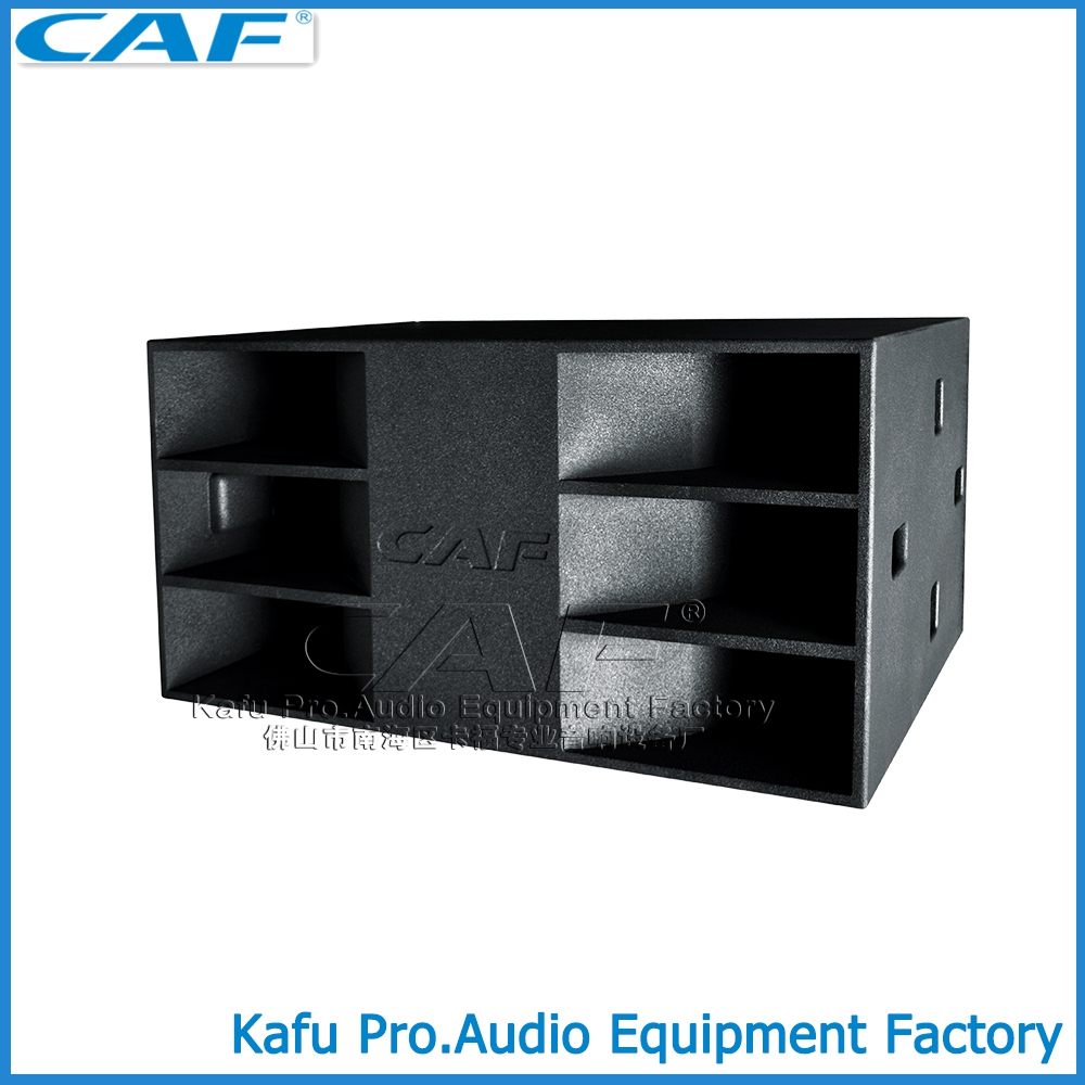 China made competition speakers subwoofer 4000W RMS subwoofer