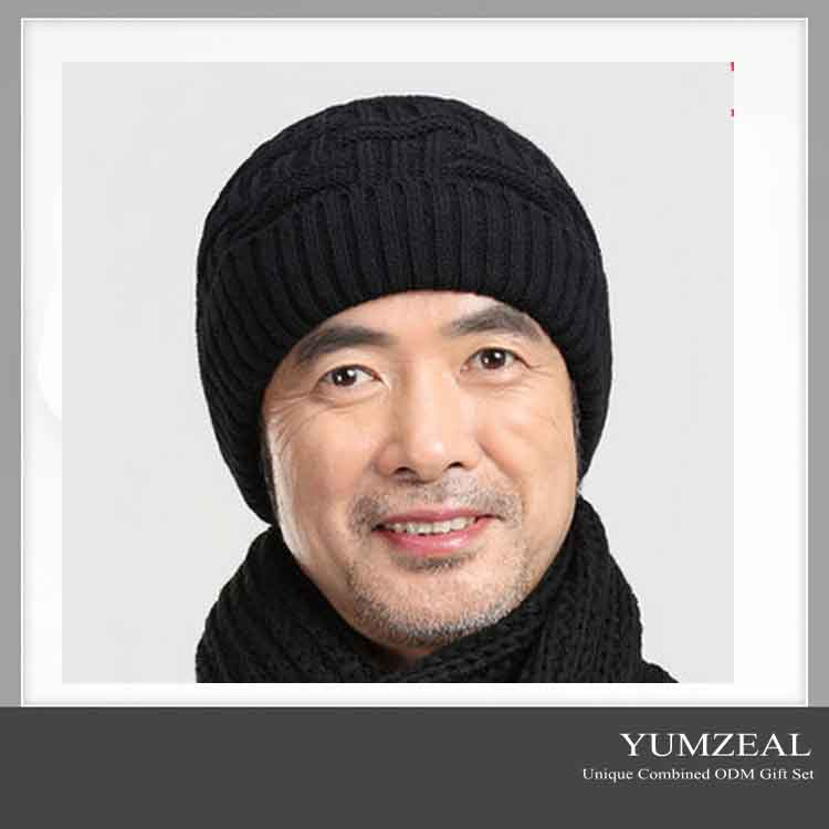 Latest custom knitted hat leisure knitted hat beanie cap for adult