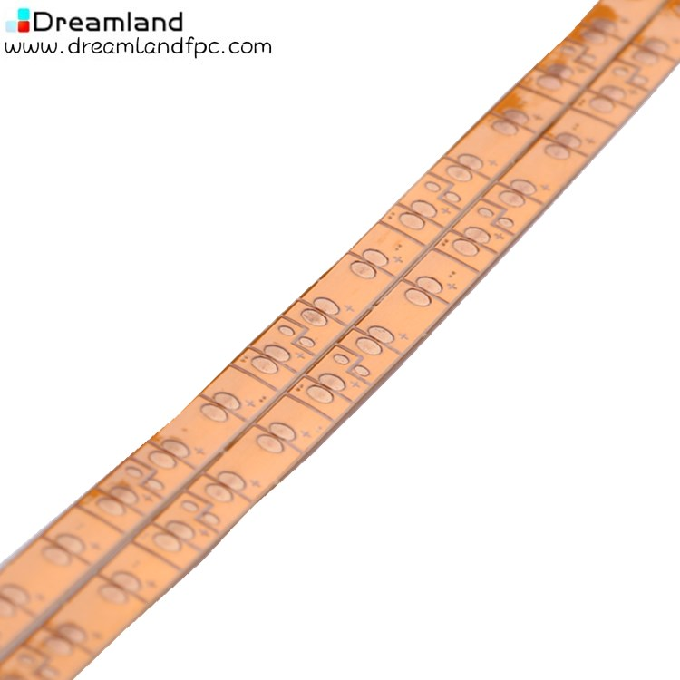 odm oem custom 3528 2835 <strong>RGB</strong> LED Lighting Circuit board mini smart led strip light bulk