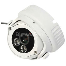 HD Megapixel Network Dome IR IP Camera Information Security