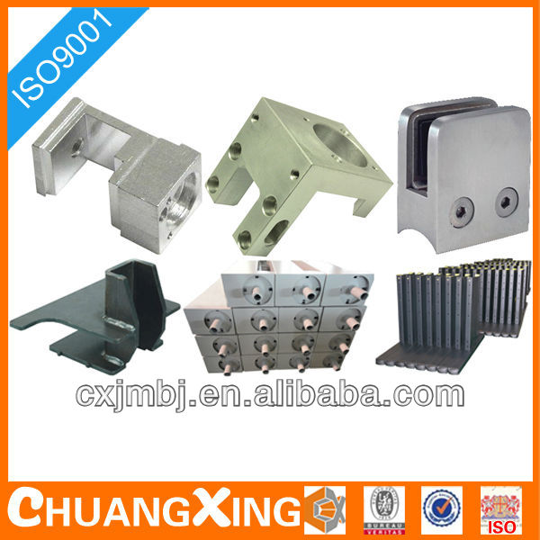 custom design quality mechanical component sheet metal parts specialized export-oriented OEM processing and fabrication factory