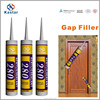 paintable & waterbased Acrylic Sealant for crack filling