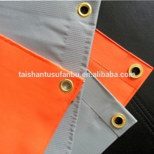 Professional waterproof pvc vinyl coated fabric made in China