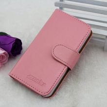 New Product Flip Cover Wallet Leather Case For LG Thrill 4G Optimus 3D P920