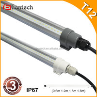 Double side 120cm 25w led tube light 2835 SMD Tube12 light 3years warranty T8/ T12 dimmable waterproof led lights T12