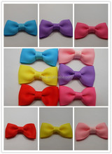 Grosgrain Mini Ribbon Bow Tie Various Colors Available