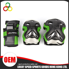 Children protective gear wrist kids professional knee pads