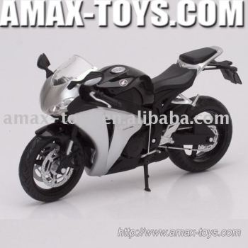 dm-1195101 1:12 diecast motorcycle