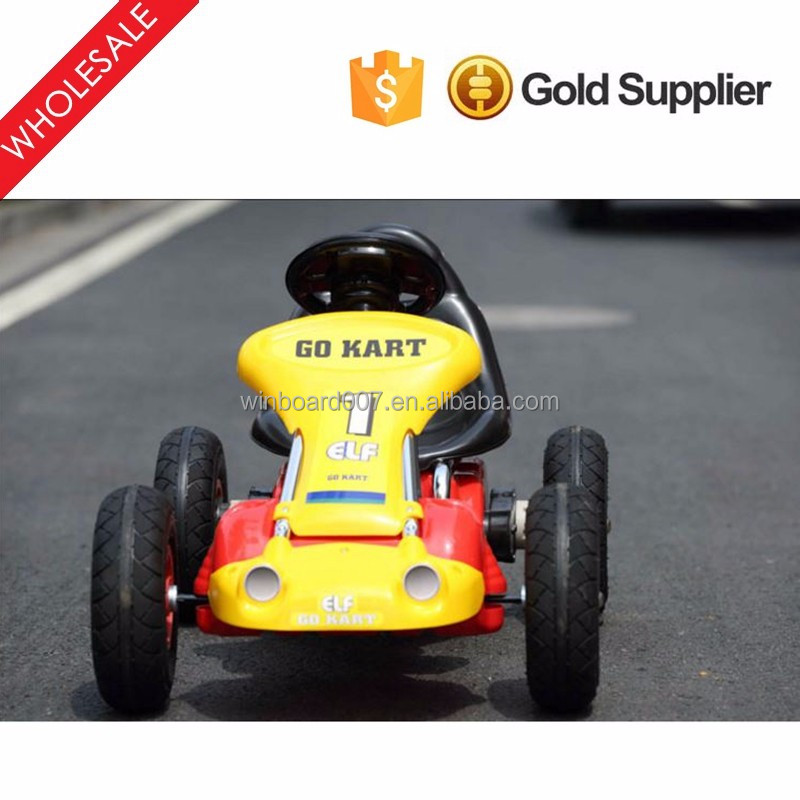 WINboard kids toy car variable-speed powerful engine 6V 7Ah safe battery go kart riding for kids