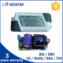 6w led driver waterproof 15-26vdc Electrical Equipment led grow light 280m led power supply