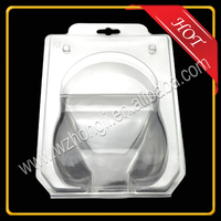 pvc plastic pet toys blister tray packaging