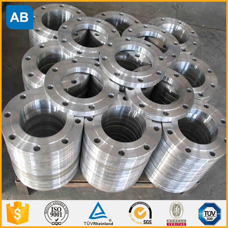 Various shapes customized forged flange with competitive price