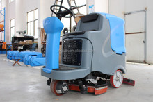 115 bargain price double -brush floor cleaning machine for supermarket /floor