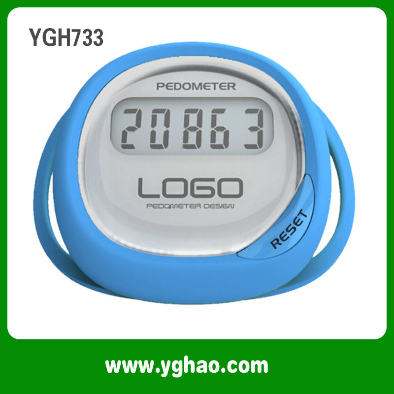 step counter and calorie meter