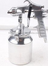 High Quality Manual Paint Spray Gun, 750ml Paint Sprayer F-75