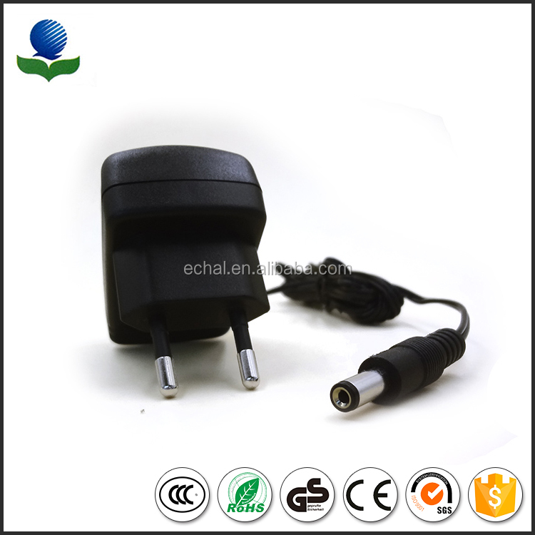 High Efficiency OEM ODM CE ROHS GS 220V AC to 5V DC Power adapter