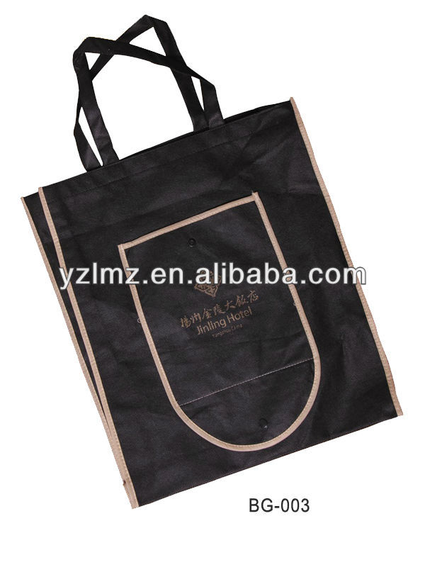 Hotel laundry bag shoes bag newspaer bag