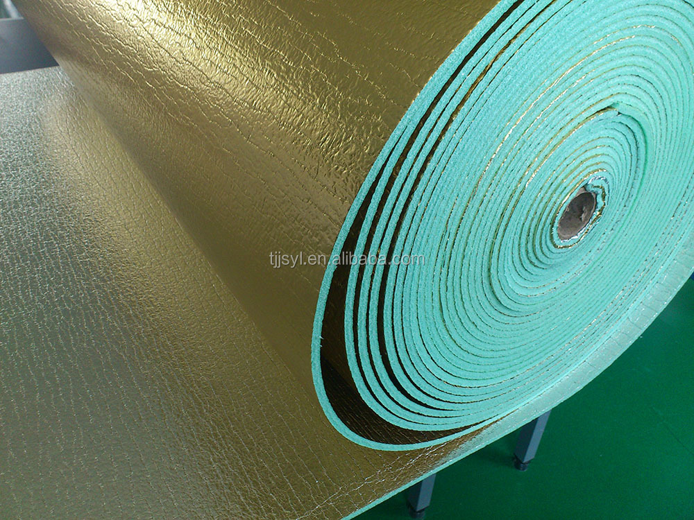 electrical rubber mat rockwool fire rated polyethylene foam temporary building materials