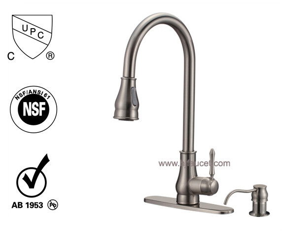 Upc 61 9 Nsf Oill Rubbed Bronze Kitchen Faucet Buy Upc 61 9 Nsf Kitchen Faucet Upc Kitchen