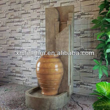 Resin Slate Outdoor Large Water Fountains