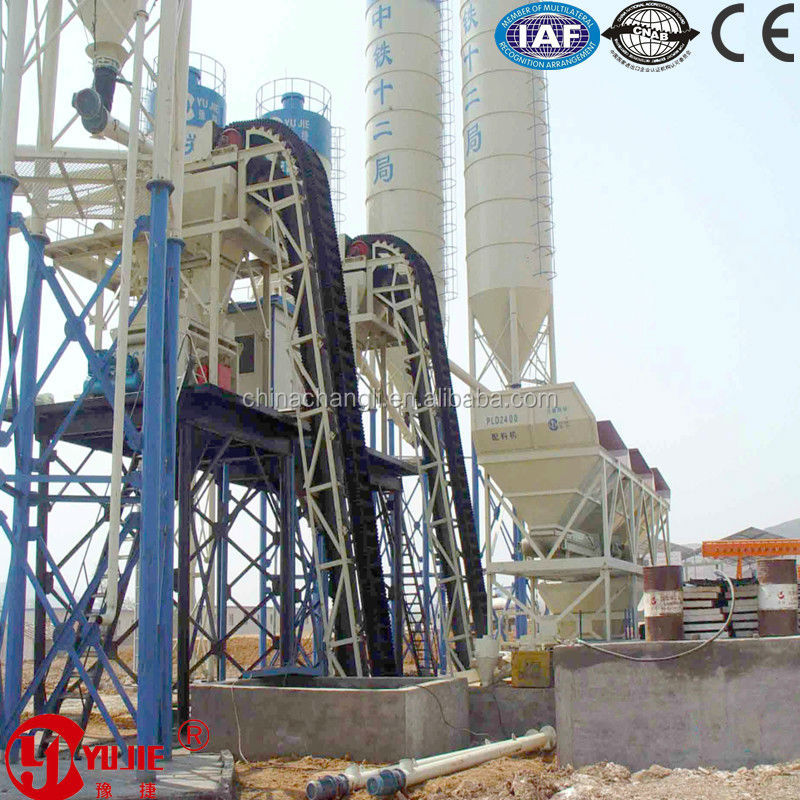 Changli manufacturer HZS50 50m3/h cost of cement plant,low cost manufacturing plants,cost of cement plant