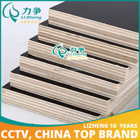 Construction 16mm film faced combi plywood