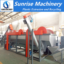 PP PE Waste Plastic Film Bags Washing Machine Washing Recycling Line