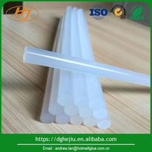 Clear transparent hot melt adhesives glue silicone bars