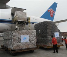 Air shipping freight door to door amazon service from China to UK Germany