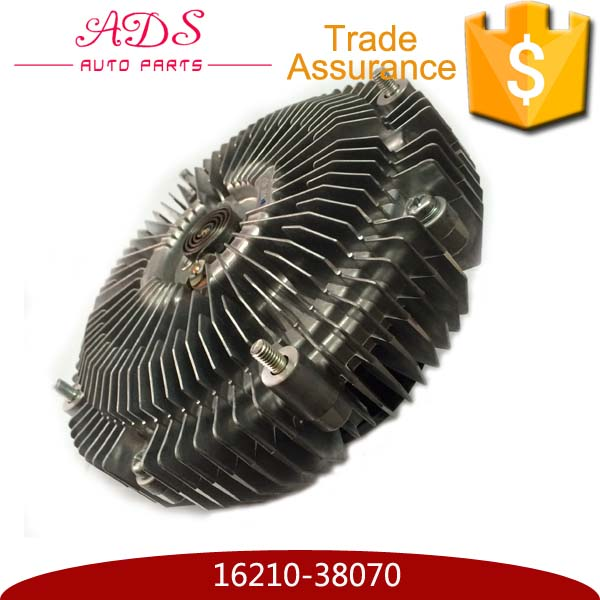 Toyota fan clutch for Land cruiser URJ200 UZJ200 VDJ200 OEM:16210-38070