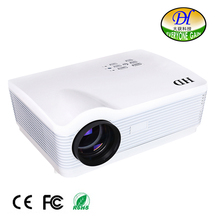 3500 lumens Projector 3D Video TV Support HD Beamer LED LCD Proyector with HDMI AV VGA SD USB DH-TL400A