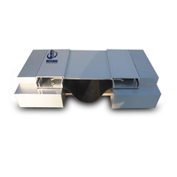Aluminum type ceiling expansion joint cover